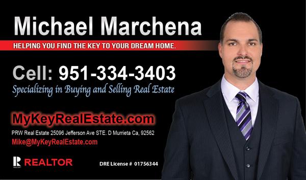 Business cards portfolio printing web design seo marketing real estate agent michael 01 reheart Choice Image