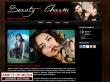 Beauty & Charm Artistry | Web Site Snap Shot