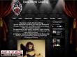 Della Morte Clothing | Web Site Snap Shot