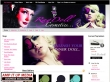 Rag Doll Cosmetics | Web Site Snap Shot