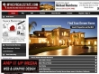 My Key Real Estate | Web Site Snap Shot