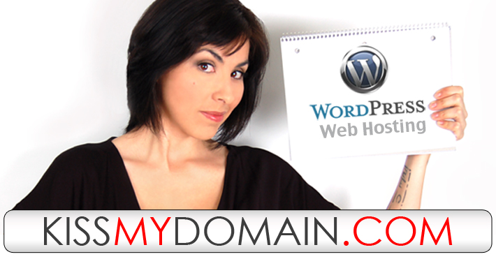 Kiss My Domain - Web Hosting